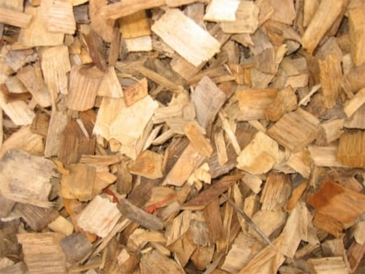 Cedar Wood Chips ~ Mulch in madison wi cedar double shredded hardwood
