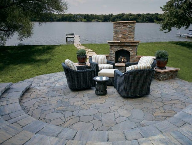 county material - Patio Materials