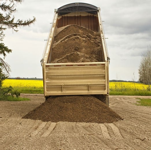commercial landscape supply soil