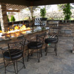 Borgert pavers products patio pavers outdoor kitchen