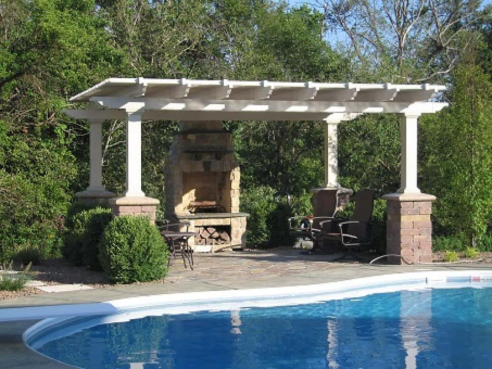 Heartland Pergola | Beautify Your Outdoor Space With a Pergola From ...