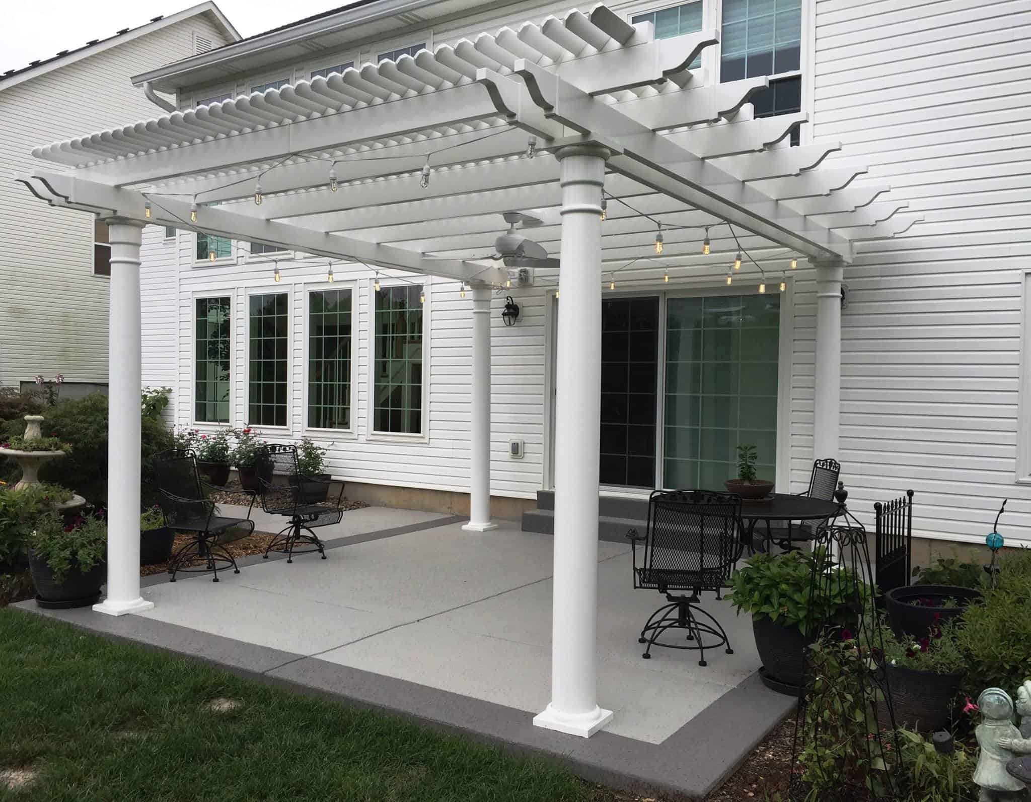 Heartland Pergola Beautify Your Outdoor Space With A Pergola From