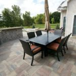 patio pavers county material