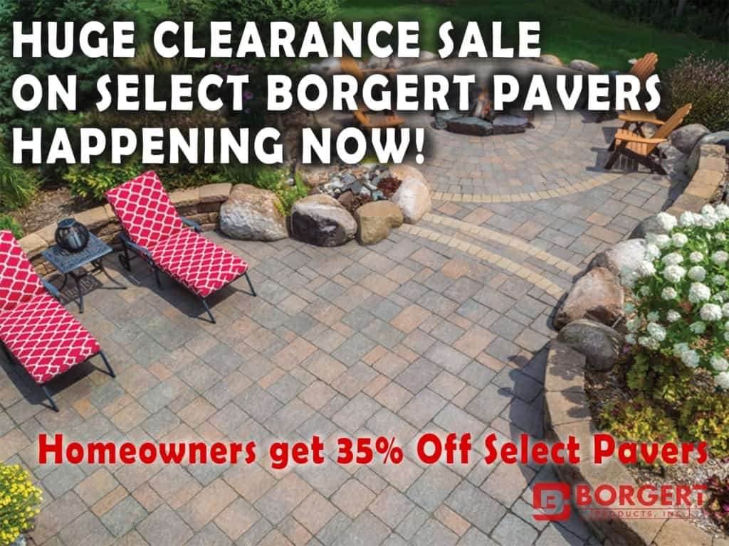 Perfect Borgert Pavers And Patio Products