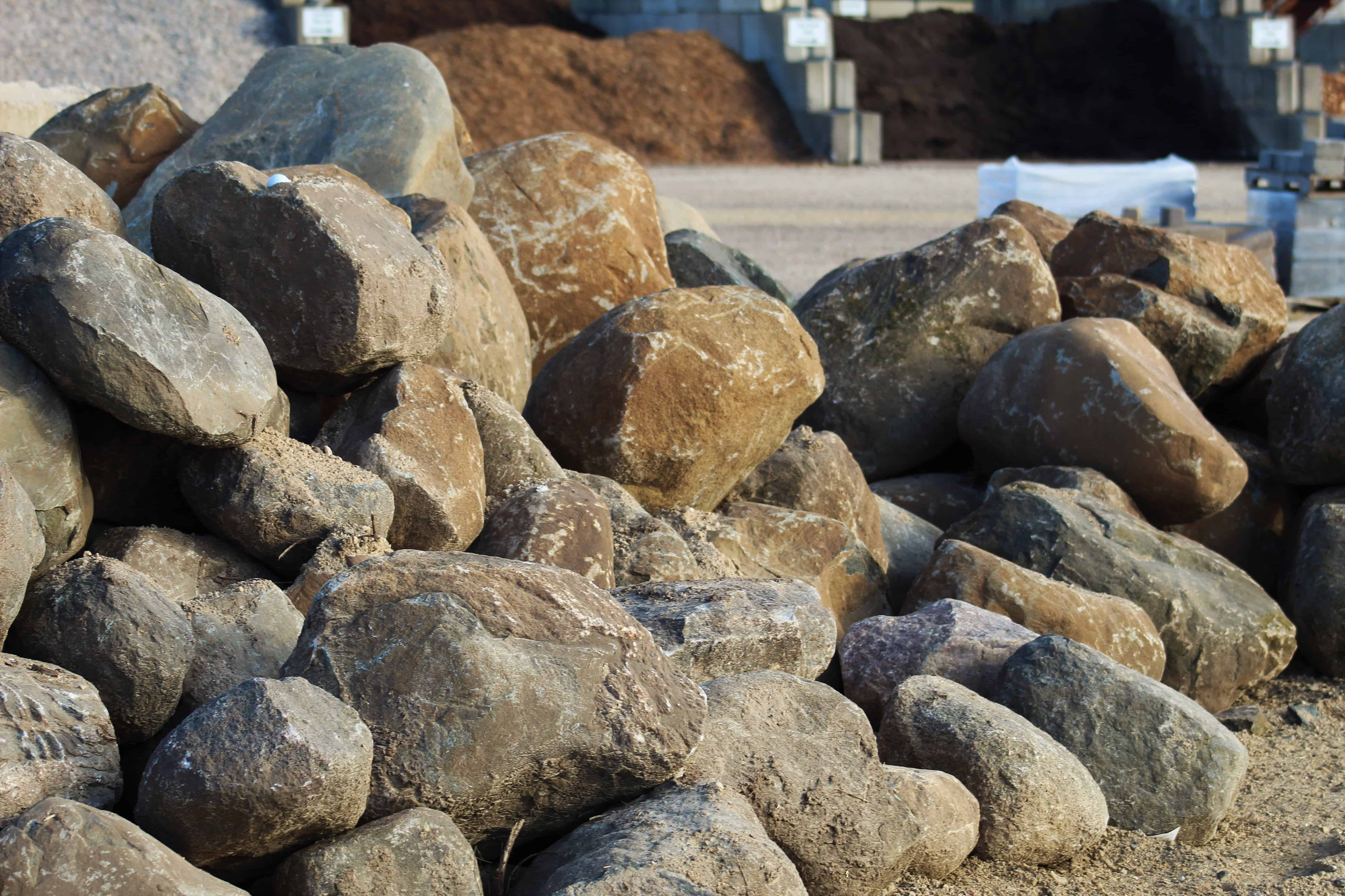 landscaping stones boulders landscaping stone